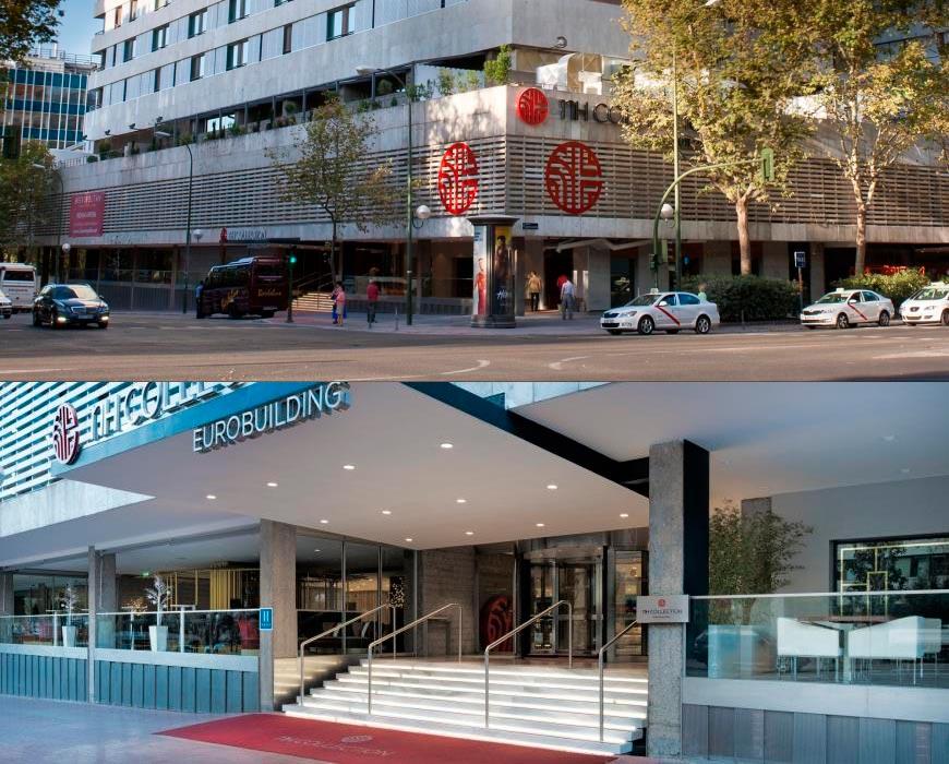 Hotel Eurobuilding Madrid